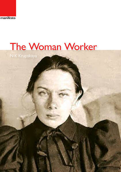 The Woman Worker Cover
