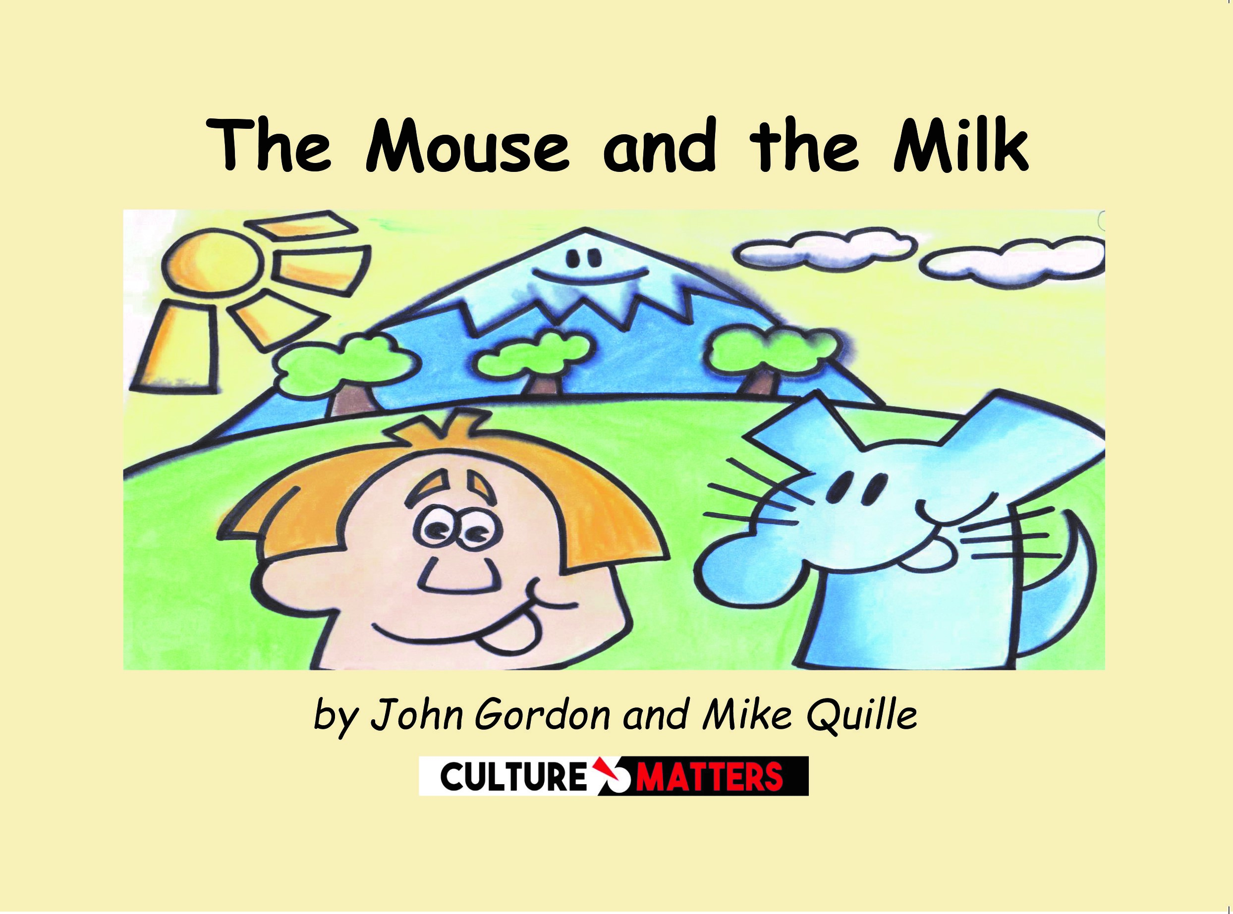 mouse and milk cover